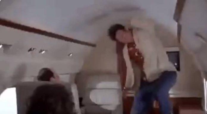 שרה נתניהו מטוס לאוקראינה קוקפיט